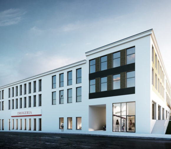 Lublin – budynek  ul. Nadstawna