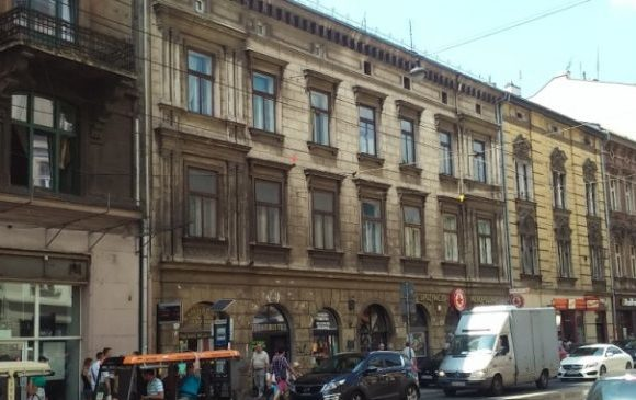 Kraków – kamienica ul. Stradomska