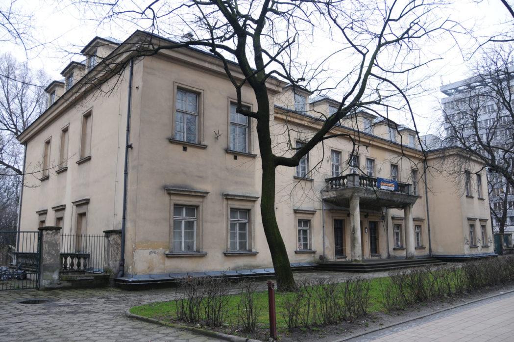 Kraków – zespół pałacowy – ul. Szlak